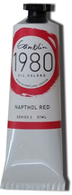 napthol red oil paint