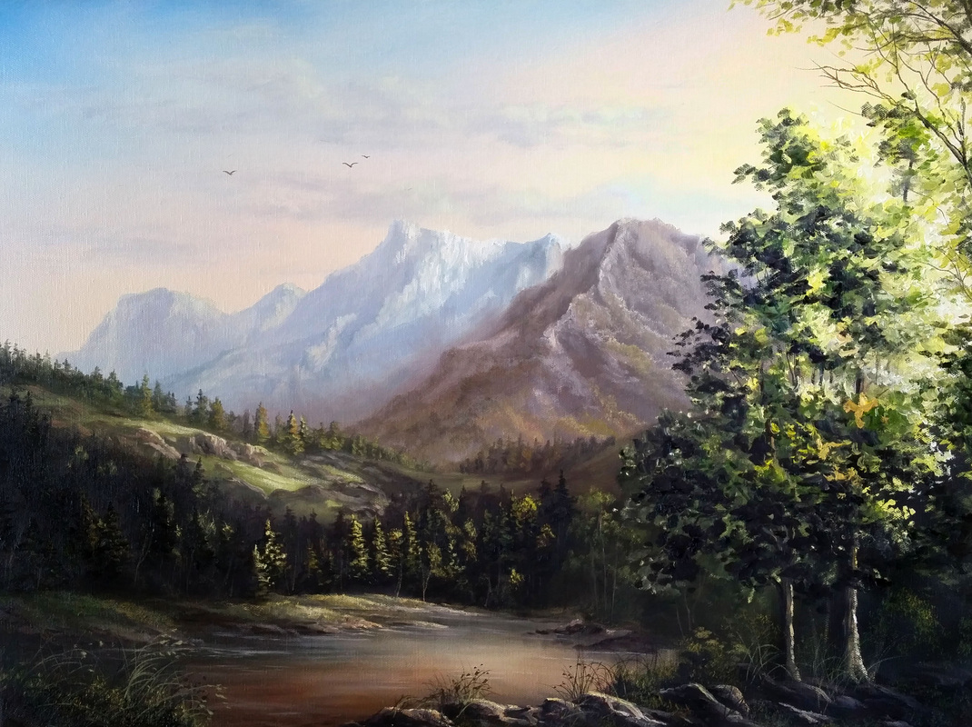 Kevin Hill mountain
